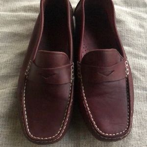 Cole Haan Leather Shoes Loafers Size 5 1/2 B